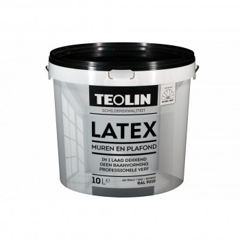 TEOLIN LATEX MUREN EN PLAFOND