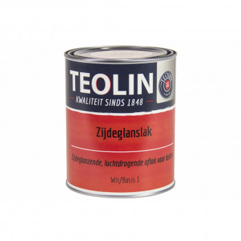 TEOLIN ZIJDEGLANSLAK