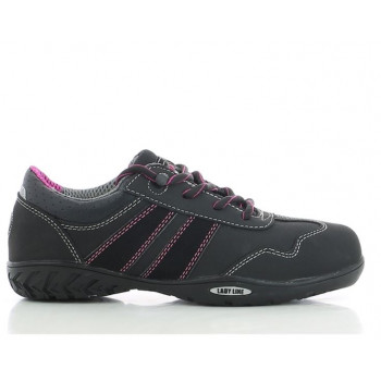 SAFETYJOGGER CERES S3 ZWART