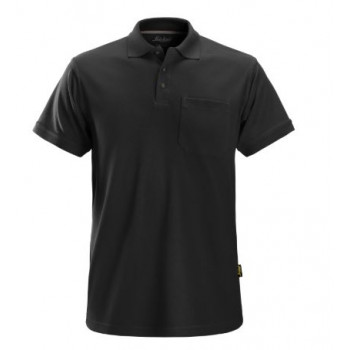 POLO-SHIRT SNICKERS 2708 ZWART