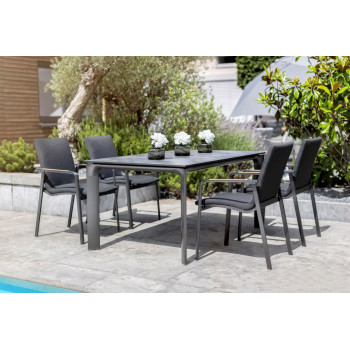 5 DELIGE DININGSET DIAMOND