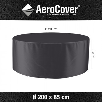 AEROCOVER HOES ROND 200 X 85 CM