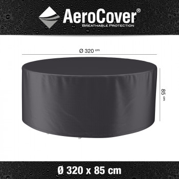 AEROCOVER HOES ROND 320 X 85 CM