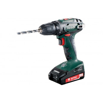 METABO ACCUBOOR BS 18 (2X1,3AH, SC 60 PLUS)