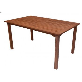 THEODORA TABLE 150 X 90 CM TEAK