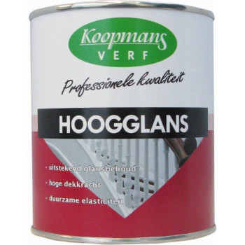 HGL.KOOPM. 750ML 486 PARELGRIJS