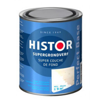 250 ML HISTOR PB GRONDVERF SUPER WIT