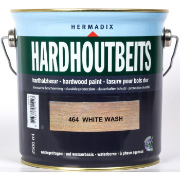 HARDHOUTB.464 WHI.WASH 2500 ML