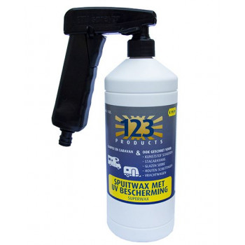 SUPERWAX UV MET ETU SPRAYER 57093612-UVL