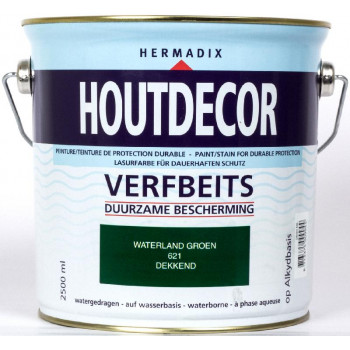 HOUTDEC. 621 WATERL.GR 2500 ML