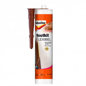 AB HOUTKIT FLEXIBEL NATUREL, 300ML.