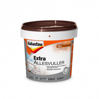 AB EXTRA ALLESVULLER HOUT, 500ML.