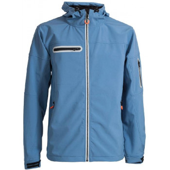 ELKA SOFTSHELL SKY BLUE
