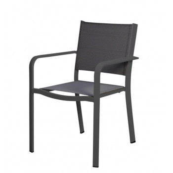 BEATLE DININGCHAIR STACK MYSTIC NIGHT GREY
