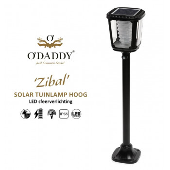 O'DADDY SOLAR TUINLAMP ZIBAL