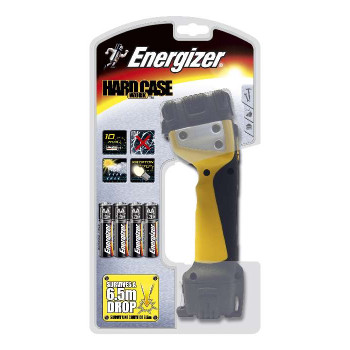ZAKLAMP ENERGIZER HARD CASE 4AA INCL. 4XLR06