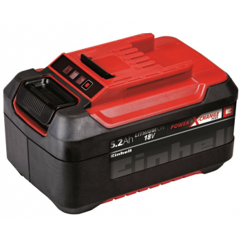 POWER -X- CHANGE 18V 5200MAH PLUS ACCU, LI-ION