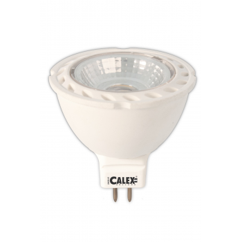 CALEX COB LED LAMP MR16 12V 7W 550LM 38° WARMWIT 2700K