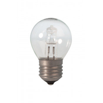 CALEX HALOGEN BALL LAMP 28W(37W) E27