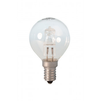 CALEX HALOGEN BALL LAMP 230V 28W(37W) E14