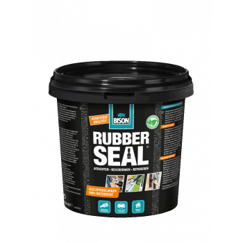 BISON RUBBER SEAL 750ML POT BISON