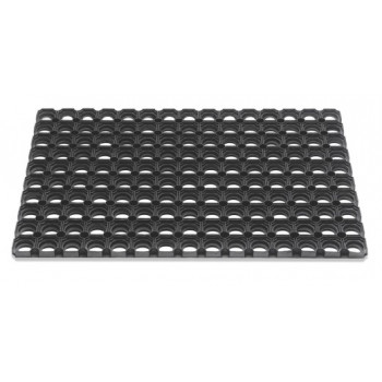 DOMINO RUBBERRINGMAT 50X80CM 23MM