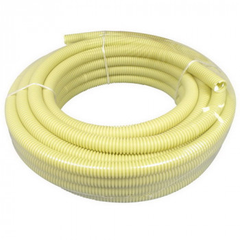 FLEX-BUIS 5/8 10METER +SILICONE WIT