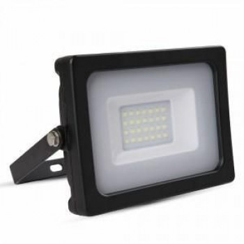 LED BOUWLAMP 30W 6000K FRIS WIT