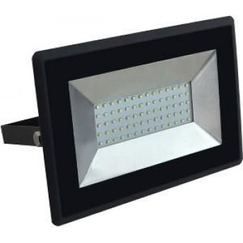 LED BOUWLAMP 50W 6000K FRIS WIT