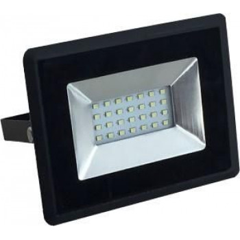 LED BOUWLAMP 20W 6000K FRIS WIT