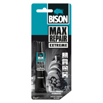 BISON MAX REPAIR TUBE 20 GRAM (BLISTER)