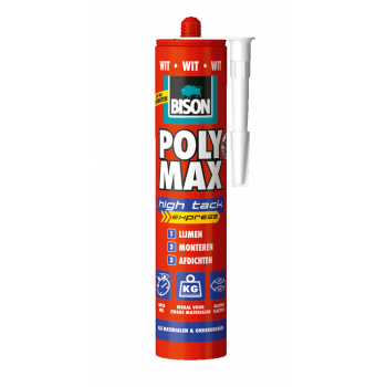 POLY MAX HIGH TACK EXPRESS 425G BISON