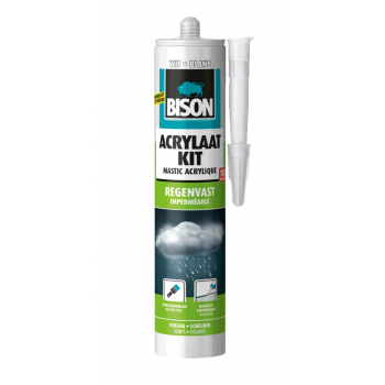 ACRYLAATKIT REGENVAST W 310ML BISON