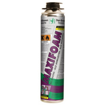 ZWALUW MAXIFOAM NBS ALL SEASON 870ML
