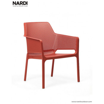 NARDI NET RELAX CHAIR KLEUR: CORALLO