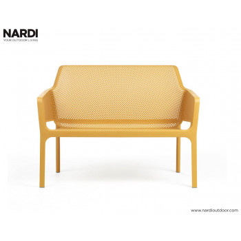 NET BENCH LOUNGE NARDI SENAPE