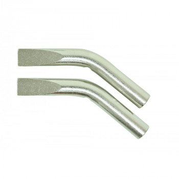 WELLER S8 REPLACEMENT TIP NICKEL PLATED CARDED BENT 9,5MM